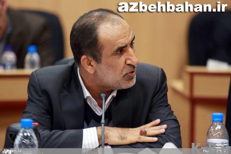 علی مژدهی پور انتخابات بهبهان